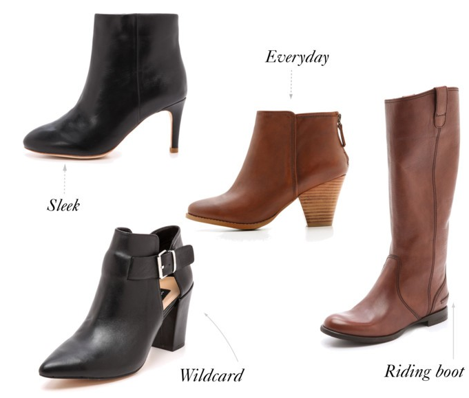 Four best boots for fall