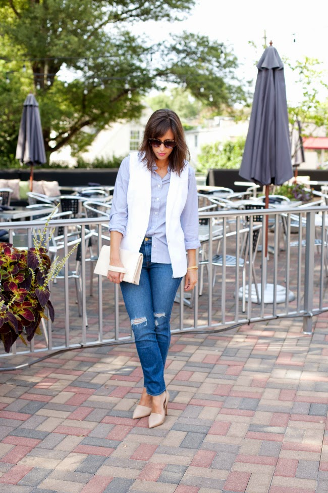 Fall friendly outfit