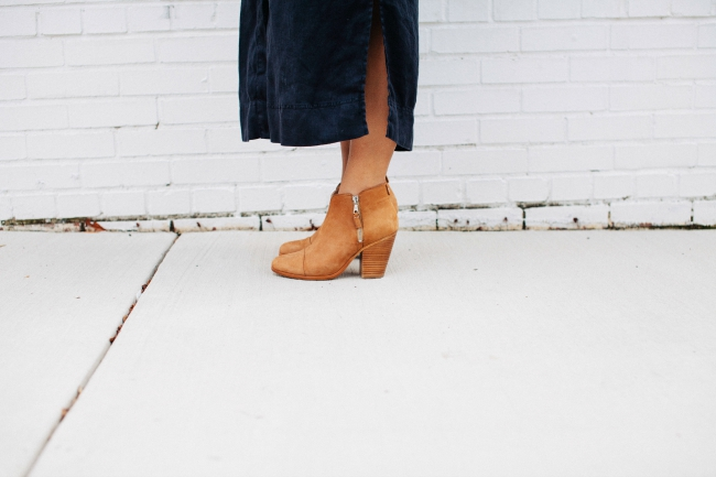 fall booties, brown boots
