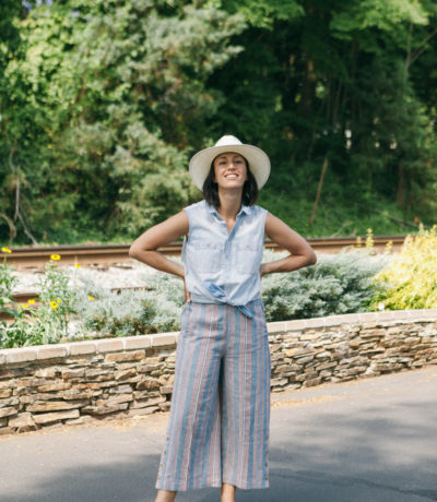 madewell wide leg pants