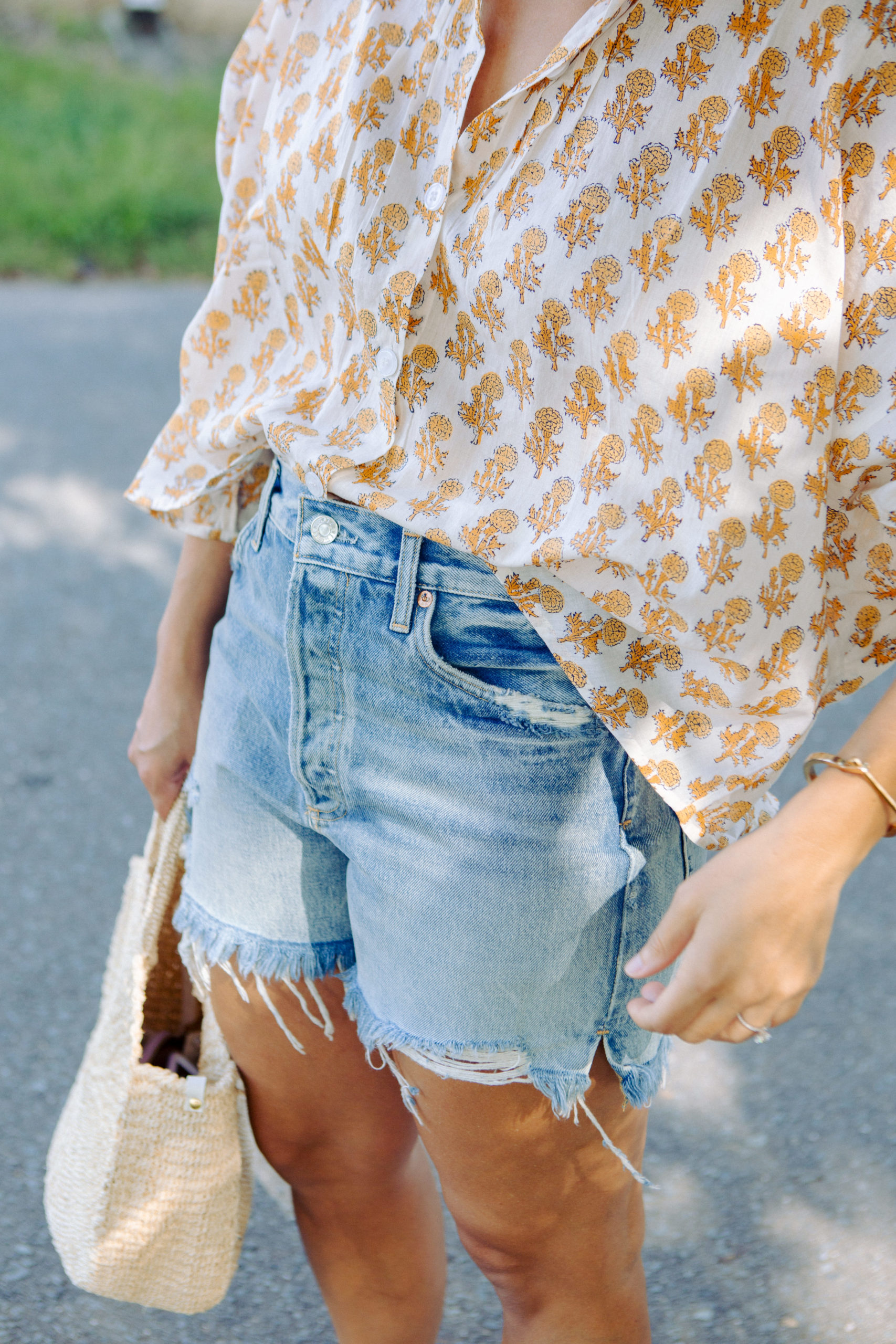 summer blouse for fall