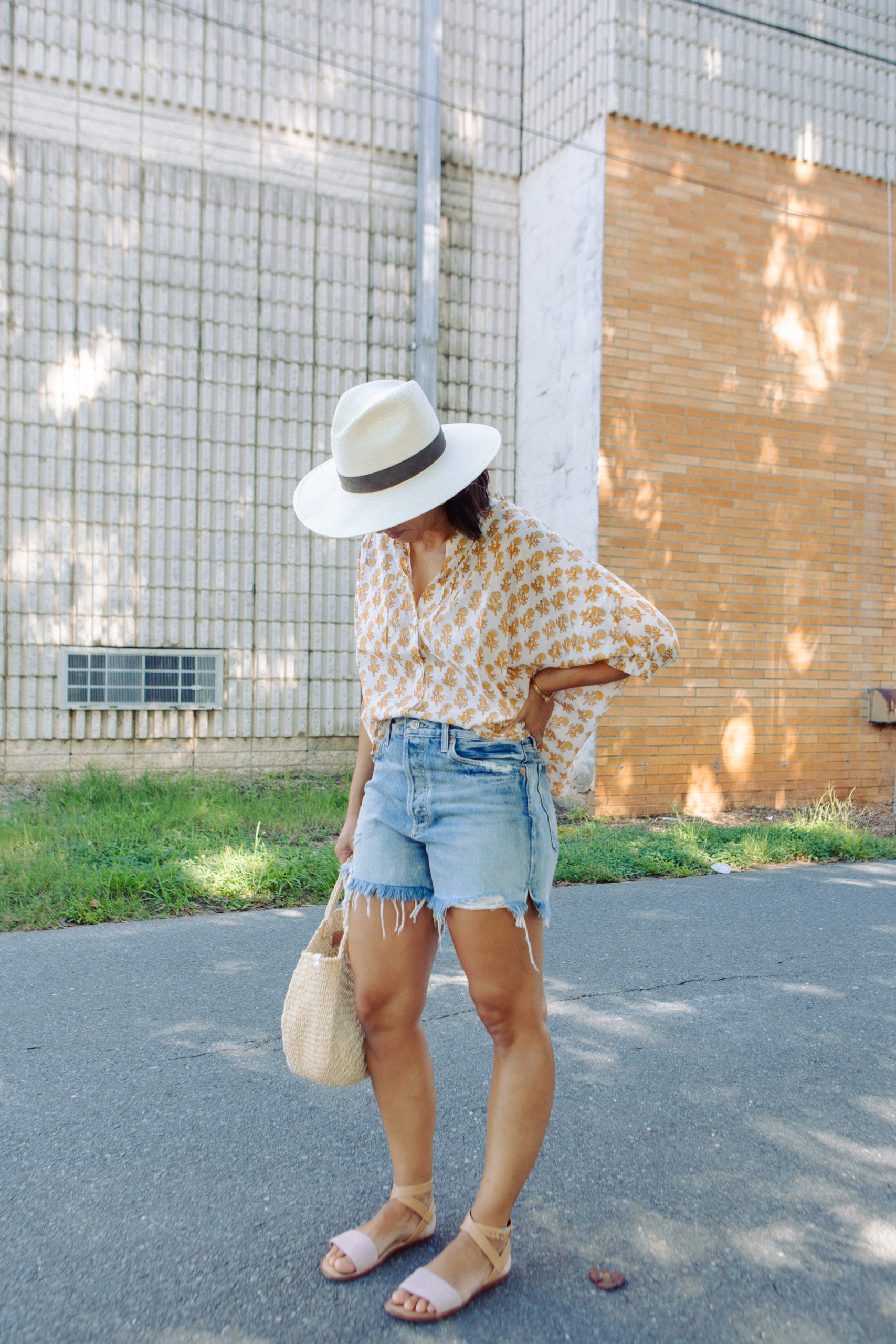 how to wear summer clothes into fall